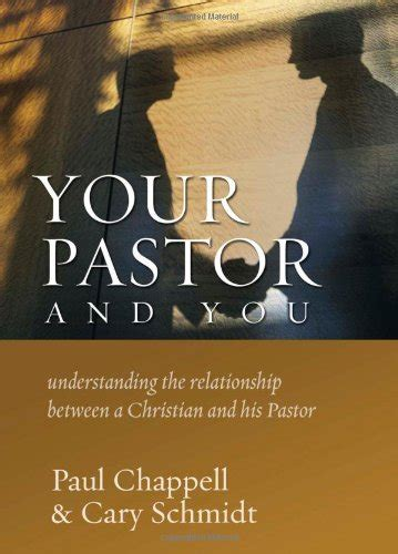 paul as pastor books biography of author cary schmidt booking appearances