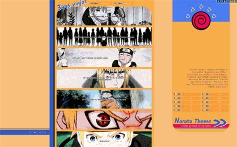 naruto themes list バカテーマ