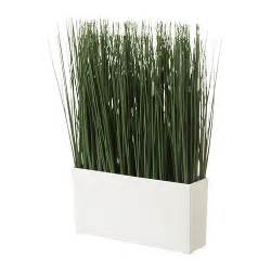 Seagrass Vase Fejka Artificial Potted Plant With Pot Ikea