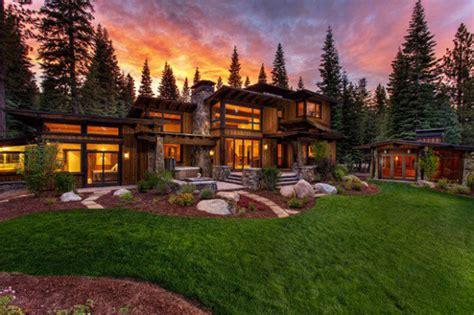 Beautiful Mountain Houses | beautiful mountain house plans