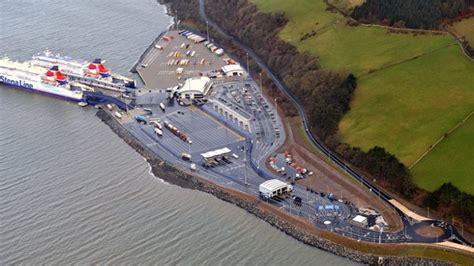 Loch Ryan Port Cairnryan for Stena Line ? New port