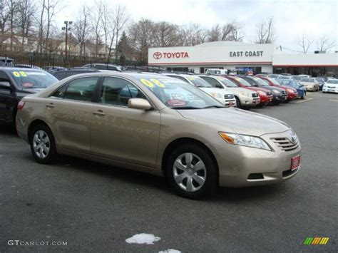 2008 toyota camry le 2008 desert sand mica toyota camry le 41508344 gtcarlot