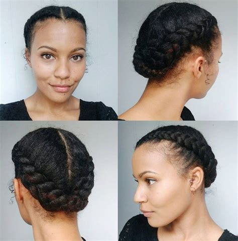 50 Updo Hairstyles For Black Women Ranging From Elegant To | 50 updo hairstyles for black women ranging from elegant to