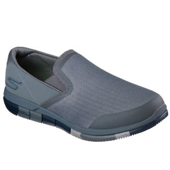 Importir Skechers Goflex Sale skechers goflex walk slip on sneaker charcoal navy