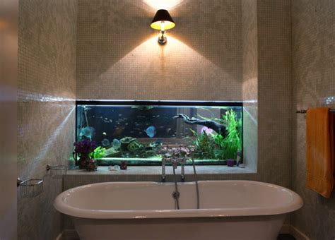 Bathtub Aquarium by If It S Hip It S Here Archives No Room For An Aquarium