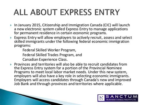 Explanation Letter For Wrong Entry Express Entry Fw Canadian Immigration Services Apply