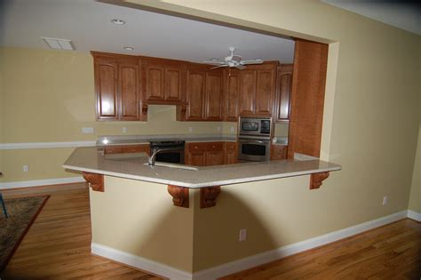 kitchen kitchen island with breakfast bar design ideas in