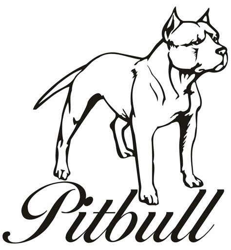 Coloring Pages Pitbull Puppies | pitbull coloring pages to download and print for free