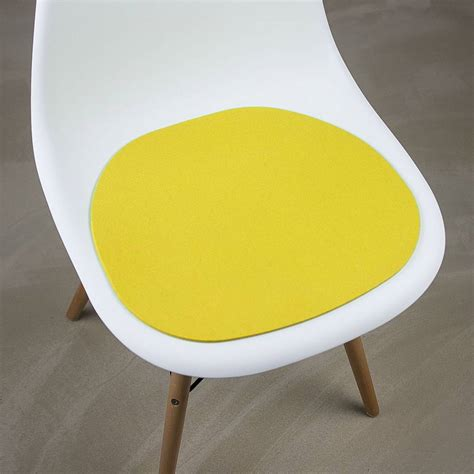 Dining Chair Seat Pad Eames Dining Chair Seat Pad Chairs Seating