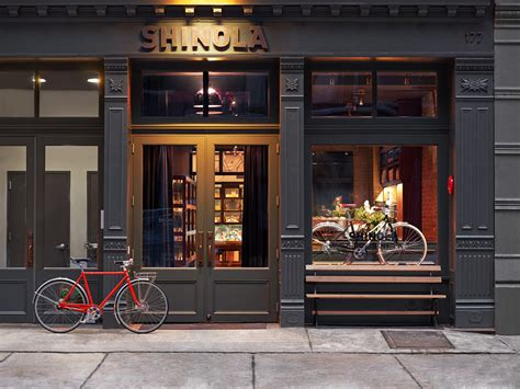 design milk nyc a visit to shinola tribeca design milk