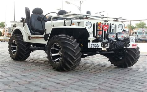 dabwali jeep open jeep modified dabwali www imgkid com the image