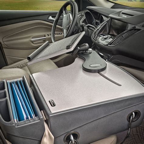 mobile laptop desk for car mobile car desk in auto exec mobile office