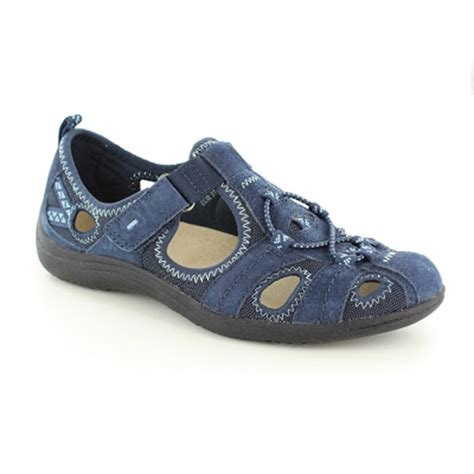 wichita womens walking shoes navy