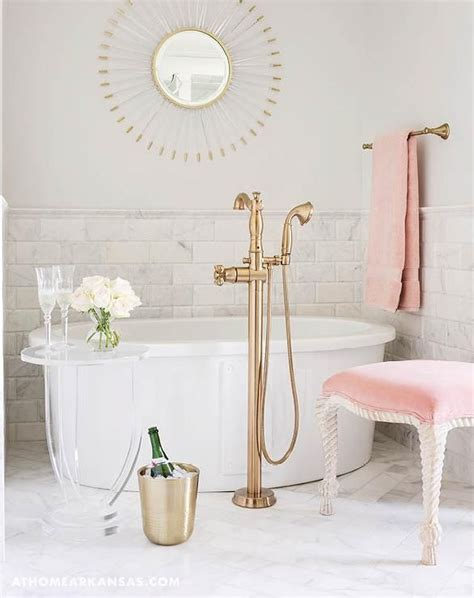 Pink Bathroom Mirror 25 Best Pink Bathroom Vintage Ideas On Pinterest Baby Pink Colour Pastel Colour Palette And