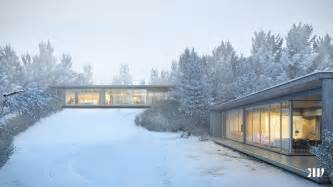 house in the snow glass sided house in snow interior design ideas