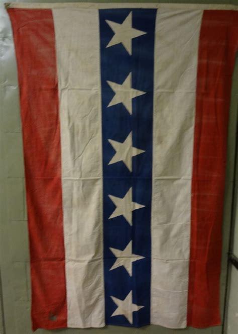 Berkualitas Prewalker Coastal Stripe Ctr nautical flag with one starry stripe the center