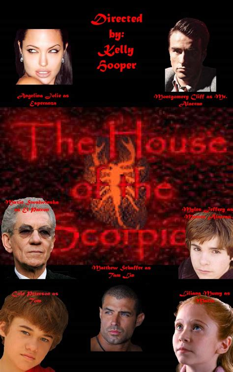 house of the scorpion house of the scorpion poster by ninjaurochi on deviantart