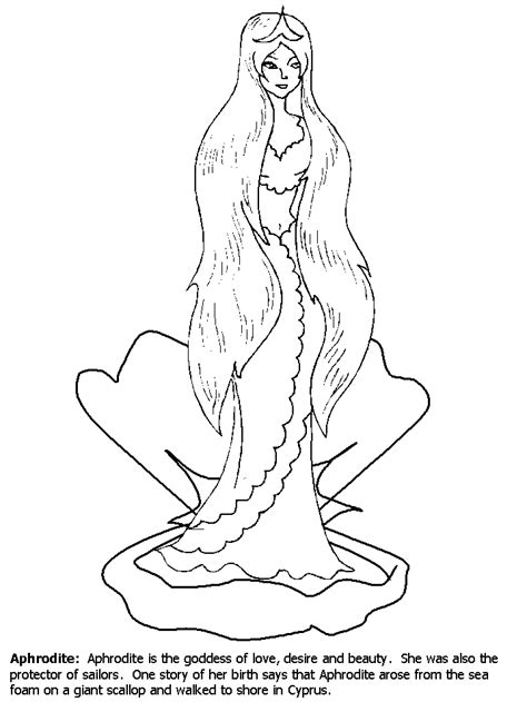Gods And Goddesses Coloring Pages gods and goddesses coloring pages coloring home