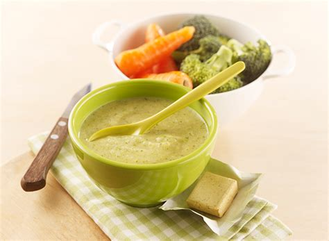 vegetables 5 month baby recipes