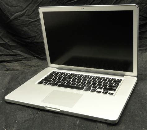 Macbook Pro A1286 apple macbook pro a1286 2009 15 4 quot 2 80ghz 2 duo