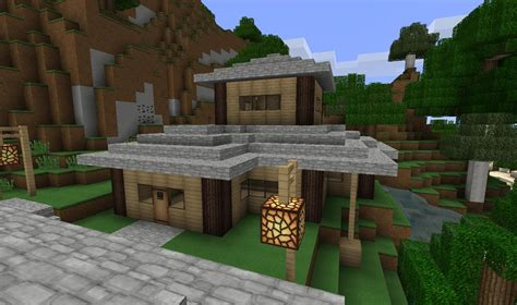 minecraft village house designs minecraft small village house design best house design
