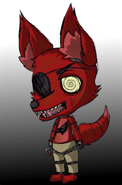five nights at freddy s foxy foxy five nights at freddy s by oneangryginger on deviantart