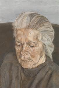 Lucian freud the painter s mother iv 1973 169 the lucian freud