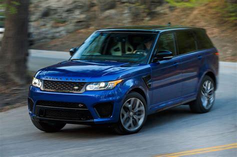 range rover svr 2015 land rover range rover sport svr review automobile