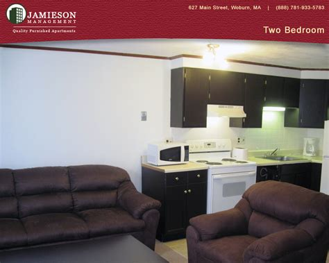 two bedroom apartment boston furnished apartments boston two bedroom apartment 48 54 salem street woburn ma