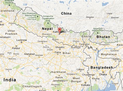 India Nepal Map by India Nepal Map Collection Of Picture B Id Com Server 06