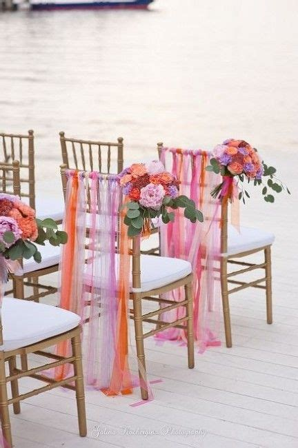 Decorations For Chairs At Wedding Ceremony by Glamorous Meet Wedding Chair Flower Decoration Ideas