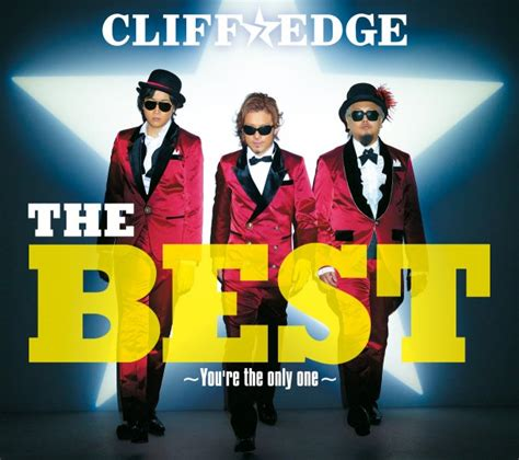 the best edge the best you re the only one album cd cliff edge