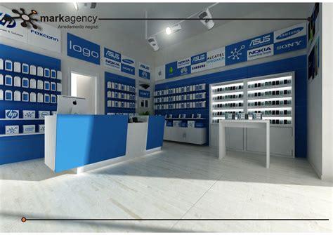 arredamento negozio telefonia arredamento per negozi telefonia ed informatica progetti
