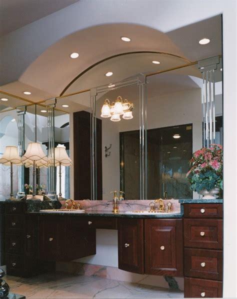Custom Mirrors For Bathrooms by Custom Bathroom Mirrors Creative Mirror Shower