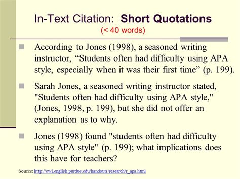 apa style blog in text citations in text citation style apa