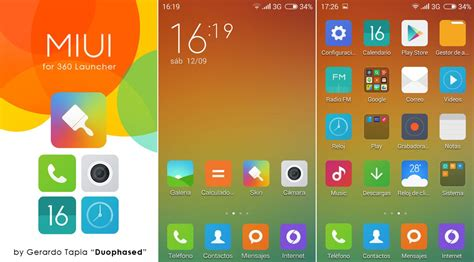 360 launcher themes pack miui 6 theme for 360 launcher by duophased on deviantart