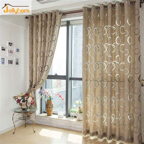 curtains with circles blackout curtain with translucidus circles for living room