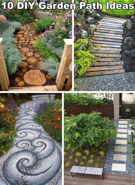 Backyard Ideas Diy by 10 Unique And Creative Diy Garden Path Ideas Diy Cozy Home