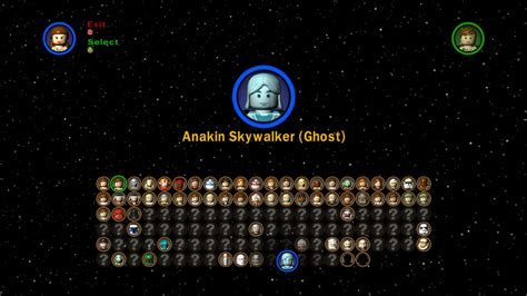 lego star wars characters for sale lego star wars the complete saga codes for ghost characters