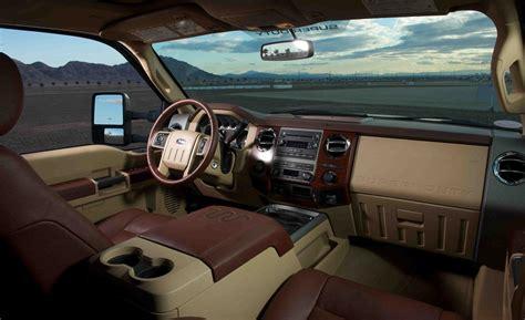 2012 F250 Interior by 2012 Ford F 250 Duty King Ranch 4x4 Crew Cab
