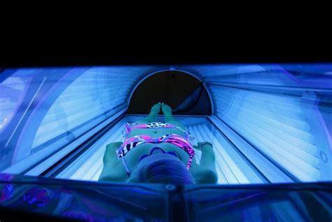 tanning bed facts tanning beds the burning facts you need to know