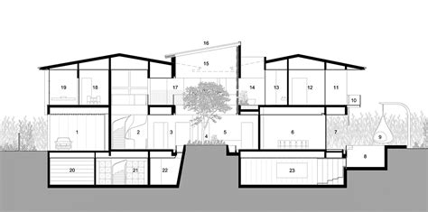 section house house images drawings modern house