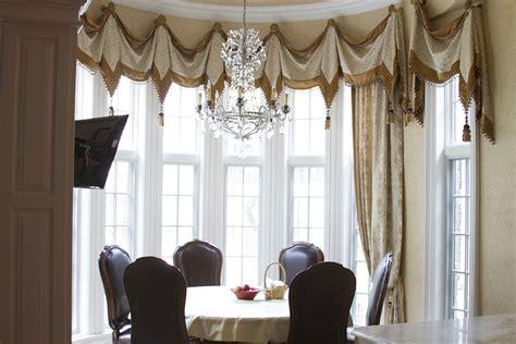 Kitchen drapes custom luxury drapes