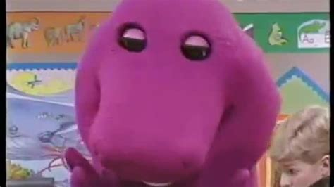barney at home with animals www imgkid the