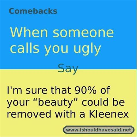 8 Awesome Comebacks by 14 Best Comebacks For Bullies Images On Sassy