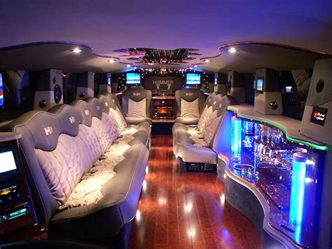 Hummer Limousine Interior Images 2 World Of Cars
