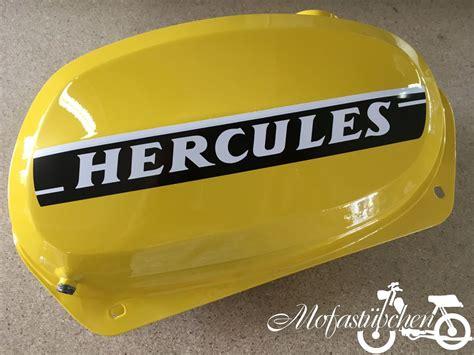 Ktm Aufkleber Mofa by Hercules Hr Hobby Rider Tank Aufkleber Mofast 252 Bchen