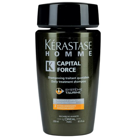 Kerastase Homme Capital 333 kerastase homme capital kerastase homme capital