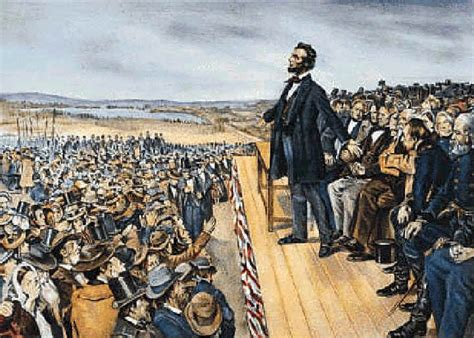 speech from abraham lincoln gettysburg addres abrahamb lincoln