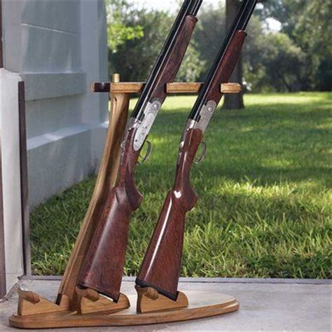 Standing Rifle Rack by Standing Gun Rack King Ranch For The Home